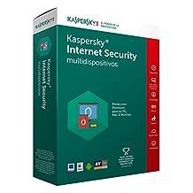 Kaspersky Internet Security, 10 PCs, 1 Año