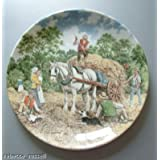 Haymaking John L Chapman Wedgwood 9715D