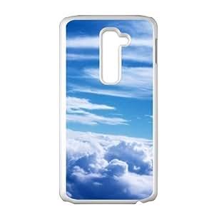 CLOUD CHA2072579 Phone Back Case Customized Art Print Design Hard Shell Protection LG G2