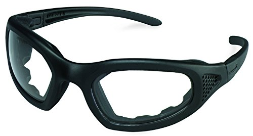 3M Maxim Safety Goggle 2X2, 40696-00000 Clr Anti-Fog Lens, Blk Frame, Strap, Side Venting 10 Ea/Case by 3M