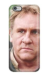 Iphone 6 Plus Hard Back With Bumper Silicone Gel Tpu Case Cover Gerard Depardieu