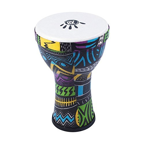 X8 Drums Island Kids Djembe Hand Drum by X8 Drums