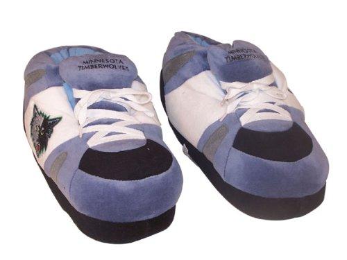 Ja Naisten Timberwolves Feet Nba Minnesota Lisensoitu Virallisesti Sneaker Happy Mukava Tossut Miesten tx64tBH