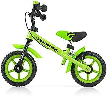 MILLY MALLY 0301 – Bicicleta Tipo sin Pedales para niños Ruedas de ...