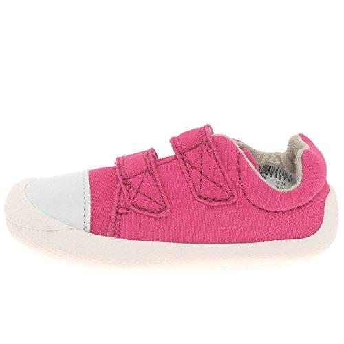 Clarks Treasure Stringate Donna Rosa Scarpe Pink Tiny w6rq5wxz