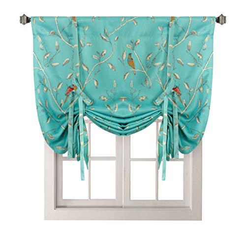 bright kitchen curtains - 5
