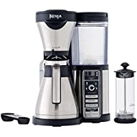 Refurb Ninja CF080 Coffee Bar Auto-iQ Brewer with Glass Carafe