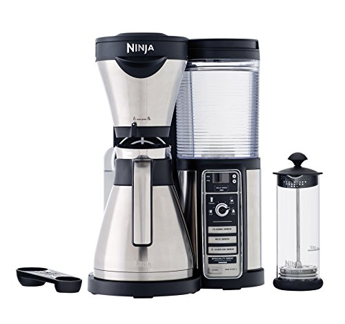 Ninja CF085REF Thermal Carafe Coffee Bar (Renewed)