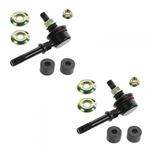 Front Sway Bar End Link Kits Left & Right Pair Set for (Nissan Sway Bar Link)