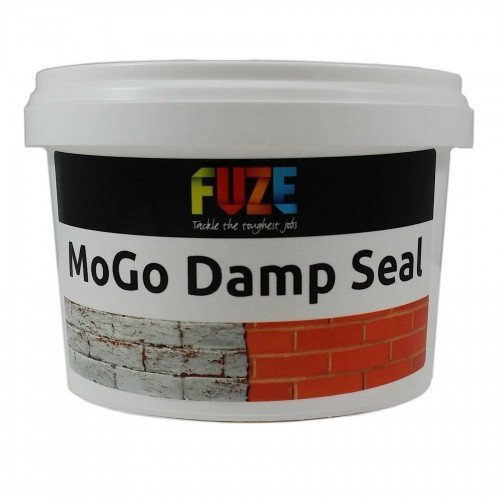 MoGo Damp Seal 1 Litre. Paint On Mould and Damp Seal FUZE Products