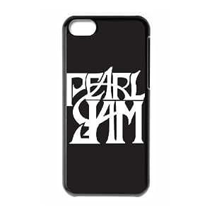 Generic Case Pearl Jam Band For iPhone 5C QQA1118571