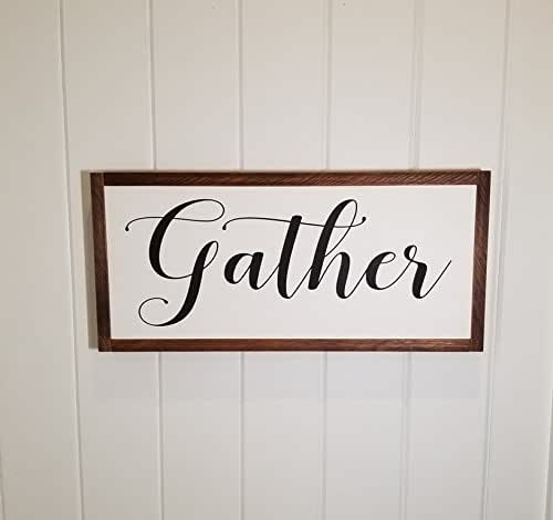 Amazon.com: Gather Sign
