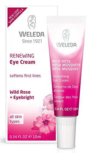 WELEDA Wildrosen glättende Augenpflege 10 ml Creme