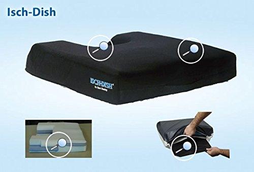 Isch-Dish Seat Cushion - Small Pocket Regular
