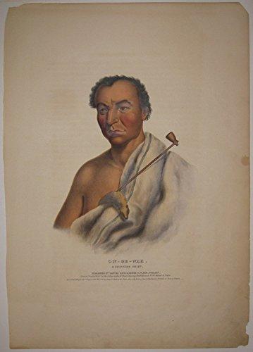 On-Ge-Wae. A Chippewa Chief