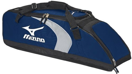 Player Mizuno Adult Premier (Mizuno Premier G3 Bat Bag, Navy/Black)