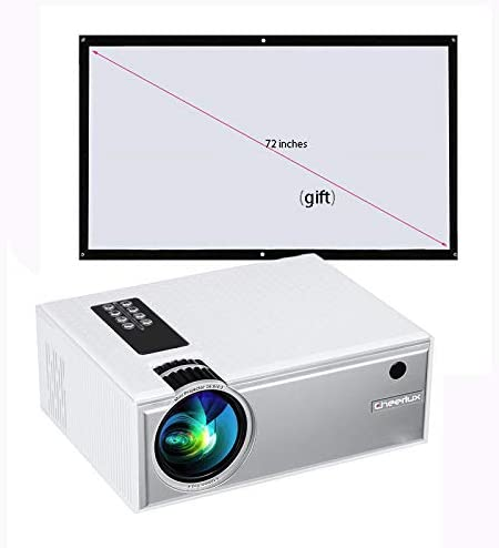 Link Co Proyector led Pantalla Full HD 1080P Enfriamiento Ultra ...