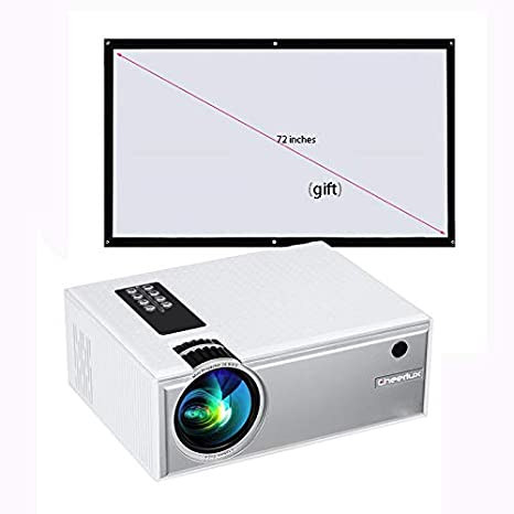 Link Co Proyector led Pantalla Full HD 1080P Enfriamiento ...