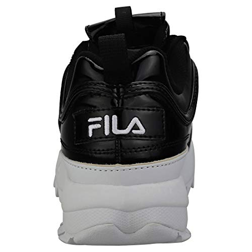 Fila Disruptor Premium Sneaker Black Ii Donna Rose Oro Metallic White xrvRAr