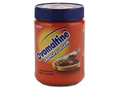 OVOMALTINE, Crunchy Cream, 4 glasses with each 400 grams, Switzerland