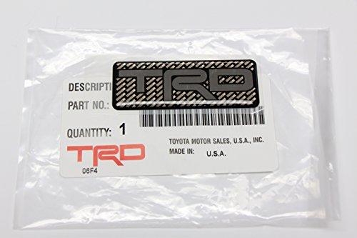 TRD Emblem Genuine TRD new!