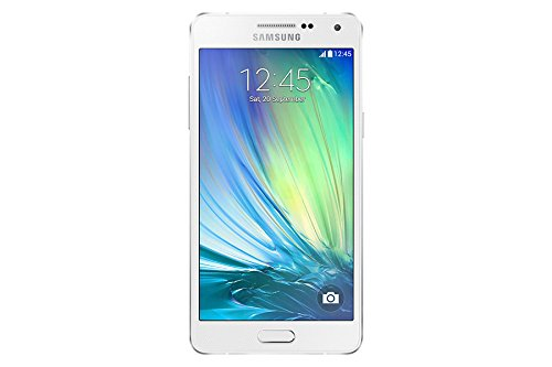 Amazon Com Samsung Galaxy A5 Lte White Sm A500f Factory Unlocked