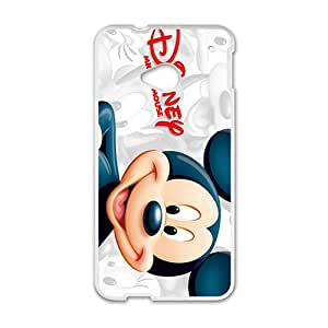 Personal Customization Mickey mouse Case Cover For HTC M7