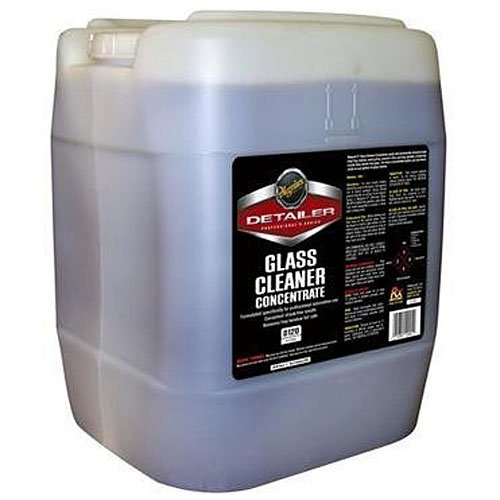 MEGUIAR'S D12005 Glass Cleaner Concentrate - 5 Gallon by MEGUIAR'S (Image #1)