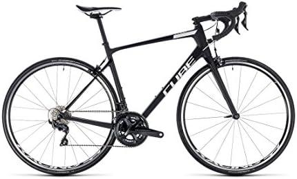 Bicicleta de carretera Cube Attain GTC SL carbon N White 2018 ...