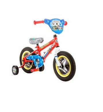 12'' Paw Patrol Kids' Bike