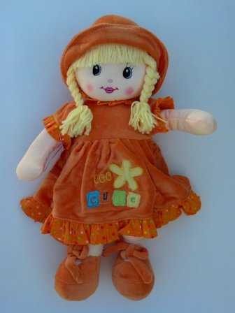 Adorable Soft and Plush Rag Doll with Bl - Adorable Rag Doll Shopping Results