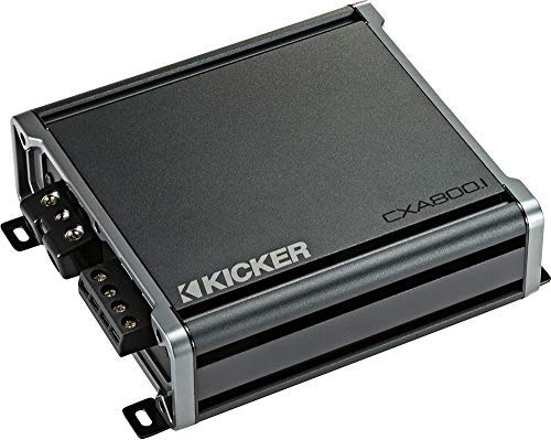 Kicker 46CXA8001 Car Audio Class D Amp