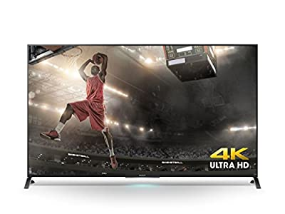 Sony XBR49X850B 4K Ultra HD 120Hz 3D LED TV