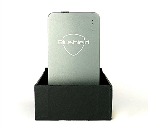 EMF Protection Blushield Tesla Gold Portable Powerful