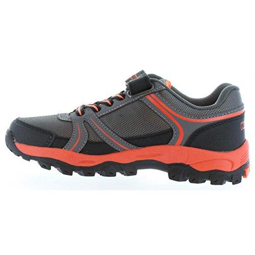 Chaussures de sport pour Garçon et Fille et Femme KAPPA 303PTM0 KILY 943 GREY-RED