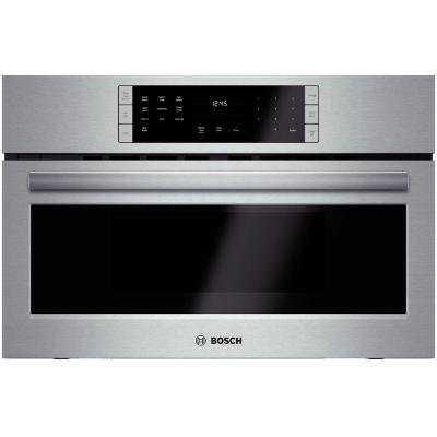 "Bosch HMC80151UC 800 30"" Stainless Steel Electric Single ..."