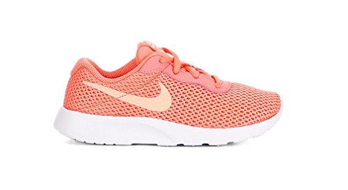 (Nike Girl's Tanjun Shoe Lt Atomic Pink/Crimson Tint/White Size 1 M US)