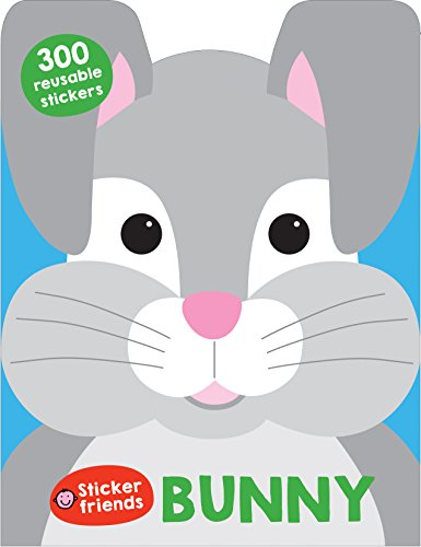 Sticker Friends: Bunny Bunny Rabbit Stickers