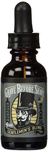 GRAVE BEFORE SHAVE Gentlemens Bourbon product image