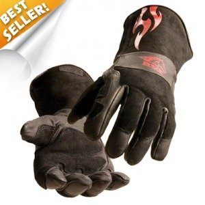Revco Industries - Bsx Vulcan Stick/Mig Welding Gloves from Revco Industries
