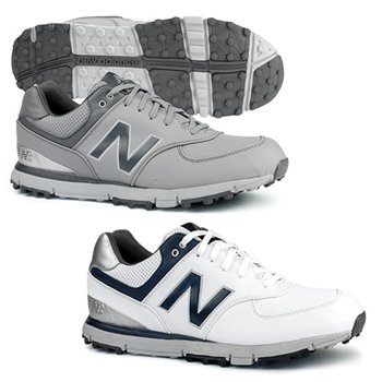 New Balance ニューバランス Golf 574 ゴルフシューズ 574 SL NBG574 WN (横幅 4E X-Wide) USA仕様 B07688ZLDN グレー/シルバー 9/27cm