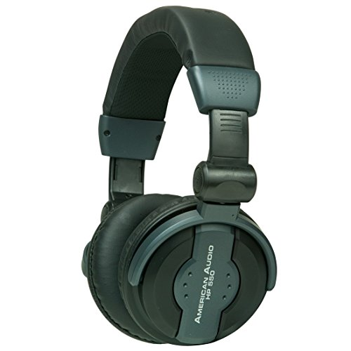 American Audio HP-550 Pro DJ Headphones