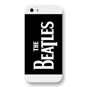 UniqueBox - Customized White Frosted iphone 4s Case, Popular Band The Beatles iphone 4s case, Popular Band The Beatles iphone 4s case