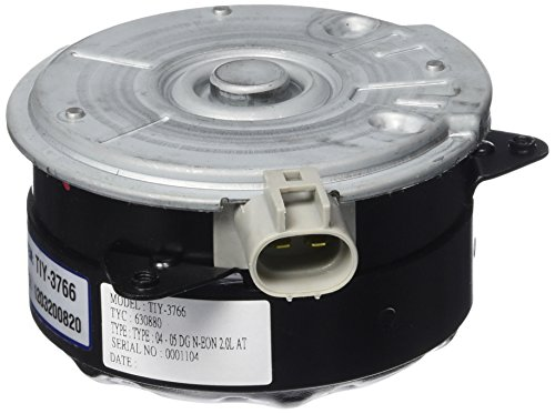 TYC 630880 Dodge Neon Replacement Radiator/Condenser Cooling Fan Motor - Dodge Neon Condenser