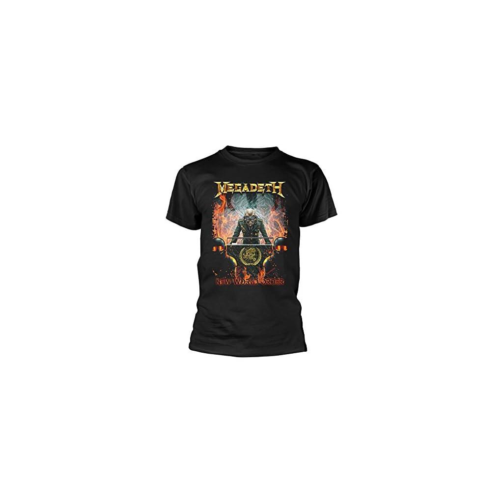 Megadeth Rust in Peace Camiseta para Hombre