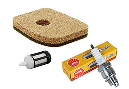 Amazon.com: JR Power Kit de tuning para Stihl BG66C BG56C ...