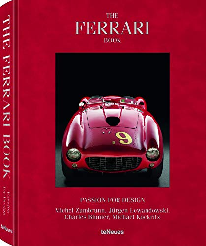 The Ferrari Book: Passion for Design ()