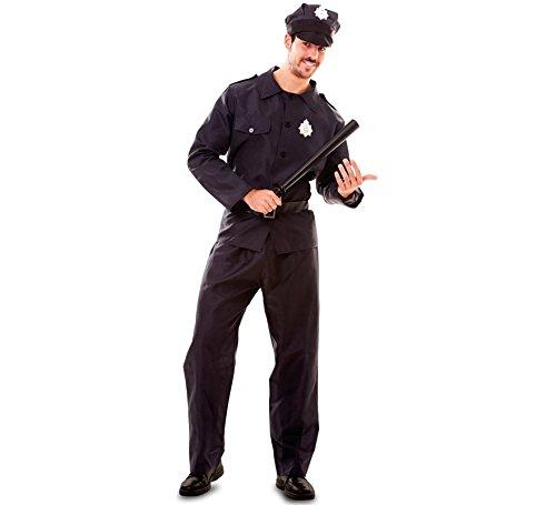 Disfraz de Policía Local para hombre: Amazon.es: Juguetes y juegos