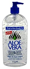 Aloe Vera Gel Fruit of the Earth