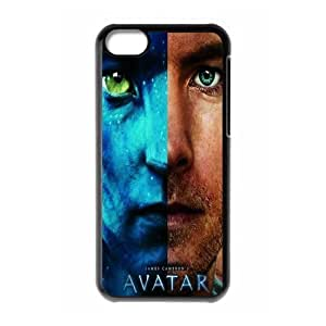 MMZ DIY PHONE CASECool Customized Hollywood Sci-Fi Movies Avatar iphone 5c Case Cover ,Plastic Shell Hard Back Cases Gift Idea At CBRL007